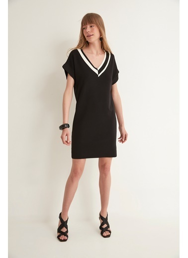Join Us Elbise Siyah